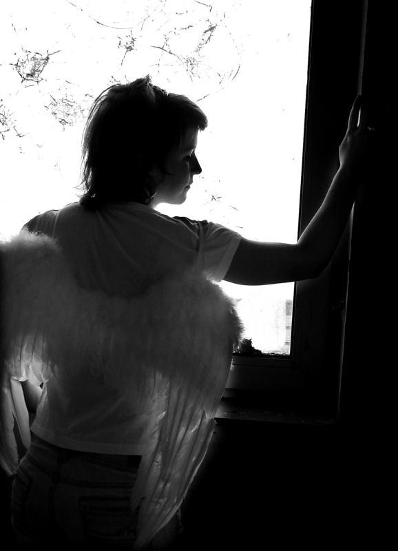 gefangener Engel