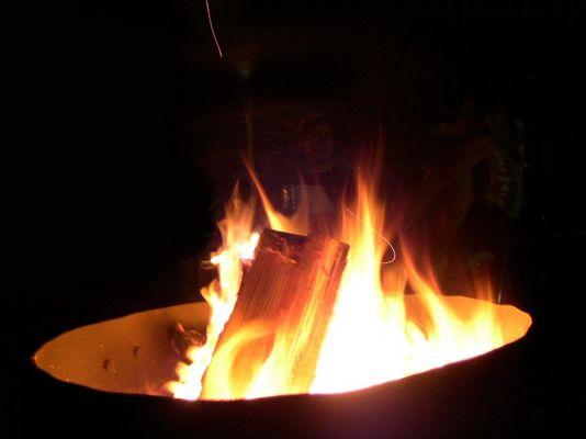 gefangenes Feuer