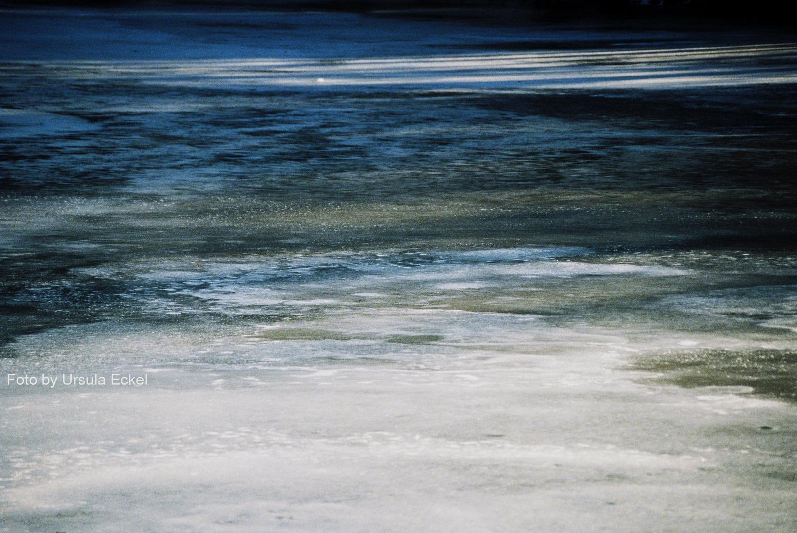 gefrorene Tiefen