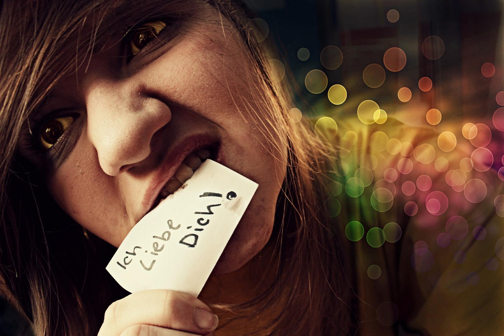 Gefühle kann man nicht unterdrücken!