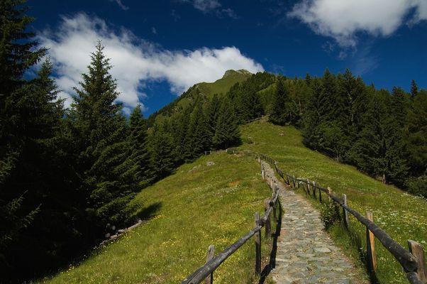 'Geführte' Gipfeltour