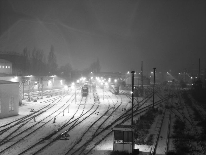 gegen den schnee