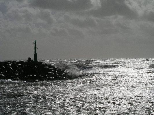 Gegen den Sturm