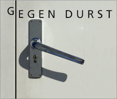 GEGEN DURST