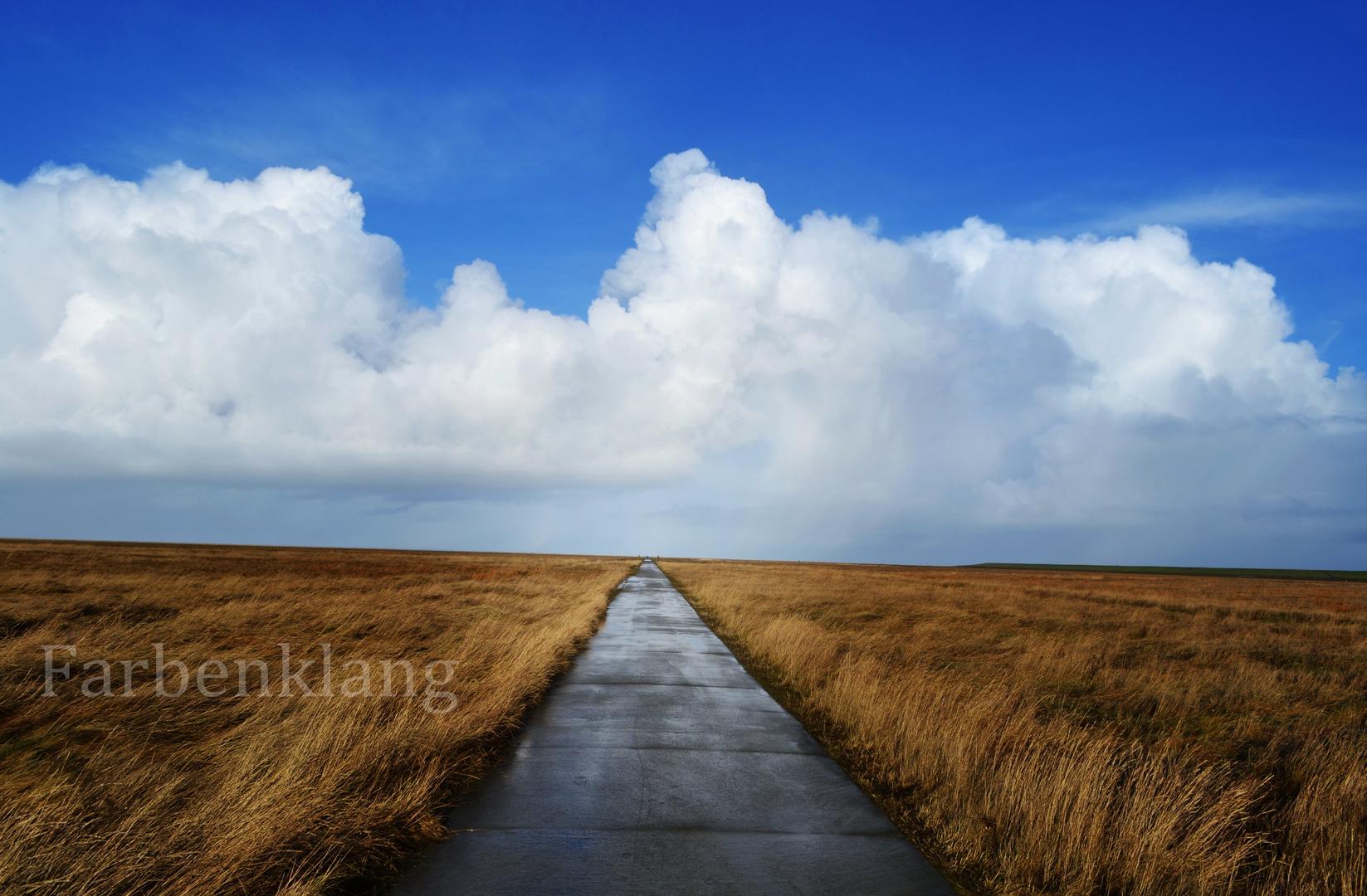 Geh deinen eigenen Weg
