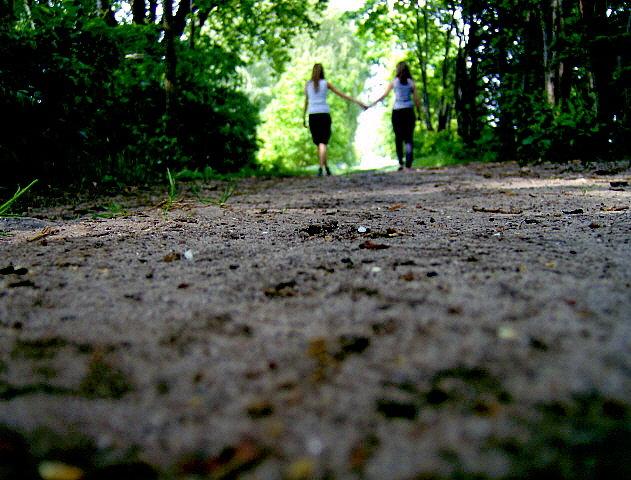 Geh mit mir deinen Weg