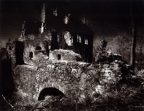 Geheimnissvolle Burg!