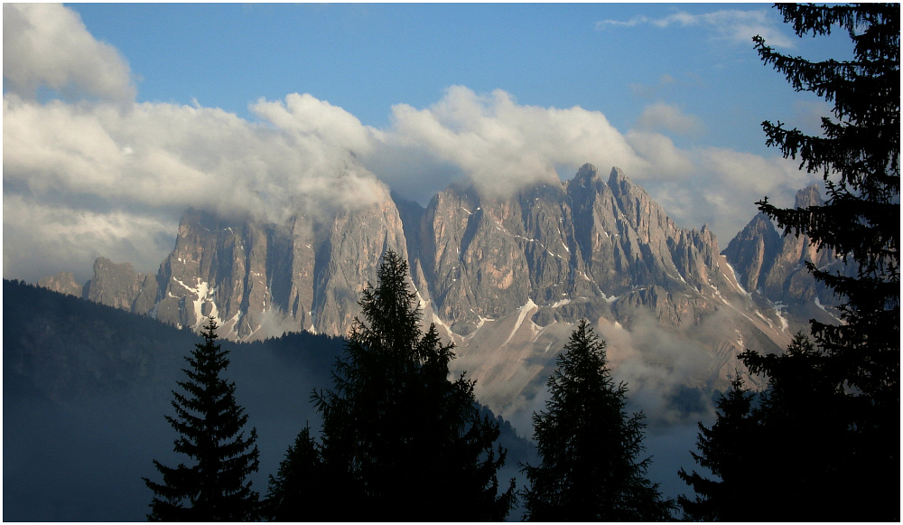 Geheimnisvolle Berge