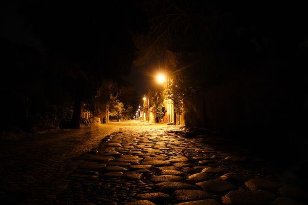 Geheimnsivolle 'Via Appia Antica'