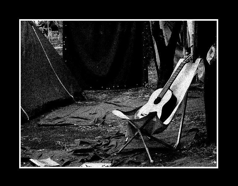... gehört zu einem Lager wie das Zelt!