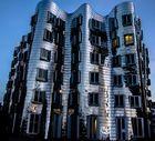 Gehry-Bau Medienhafen Düsseldorf