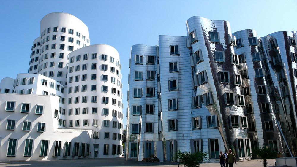 Gehry Bauten Düsseldorf 4