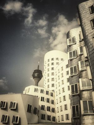Gehry Bauten - my pov