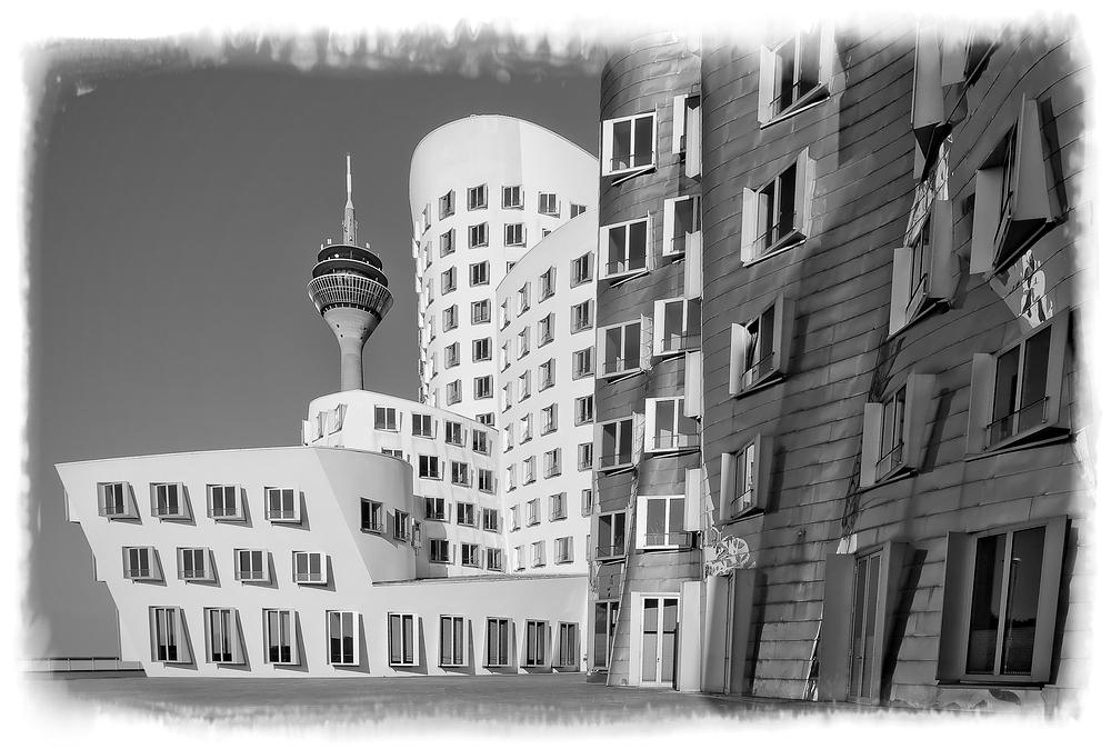 Gehry Building - Medienhafen Düsseldorf