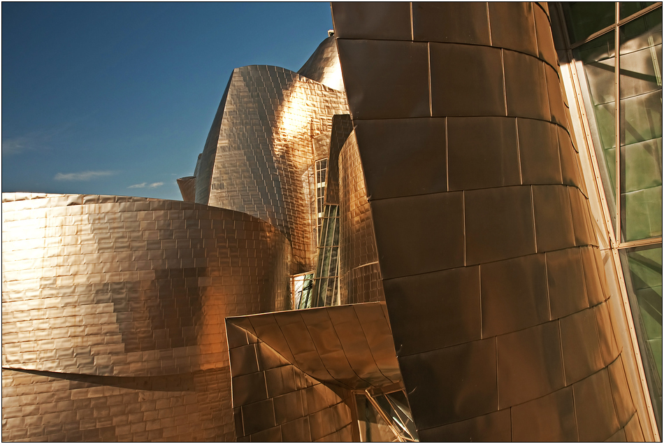 [ gehry gold ]