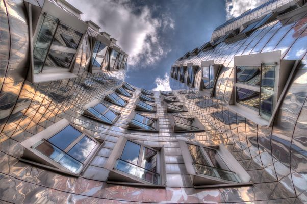 Gehry Häuser Düsseldorf