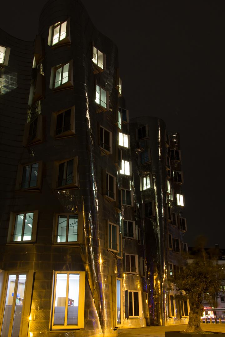 Gehry Häuser Medienhafen