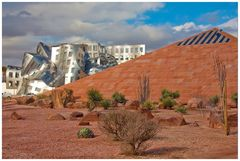 Gehry in Las Vegas Downtown