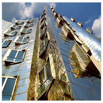 Gehry´s Blechbüchse