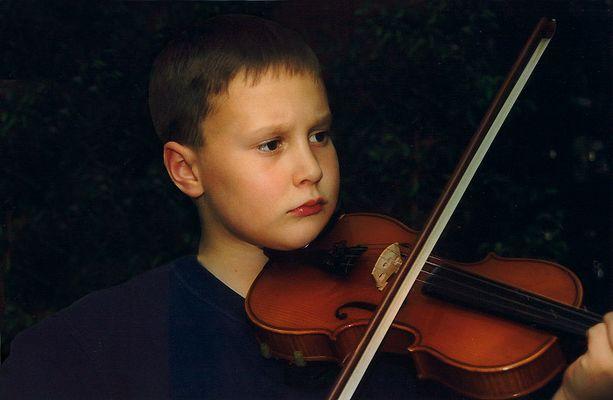Geigenspiel I
