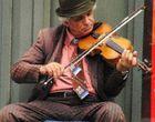 Geigenspieler