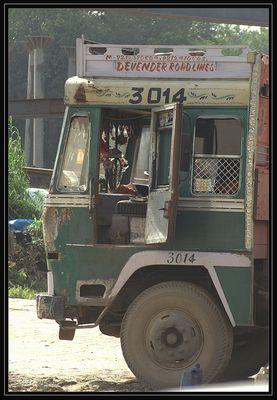 *geiler Truck*