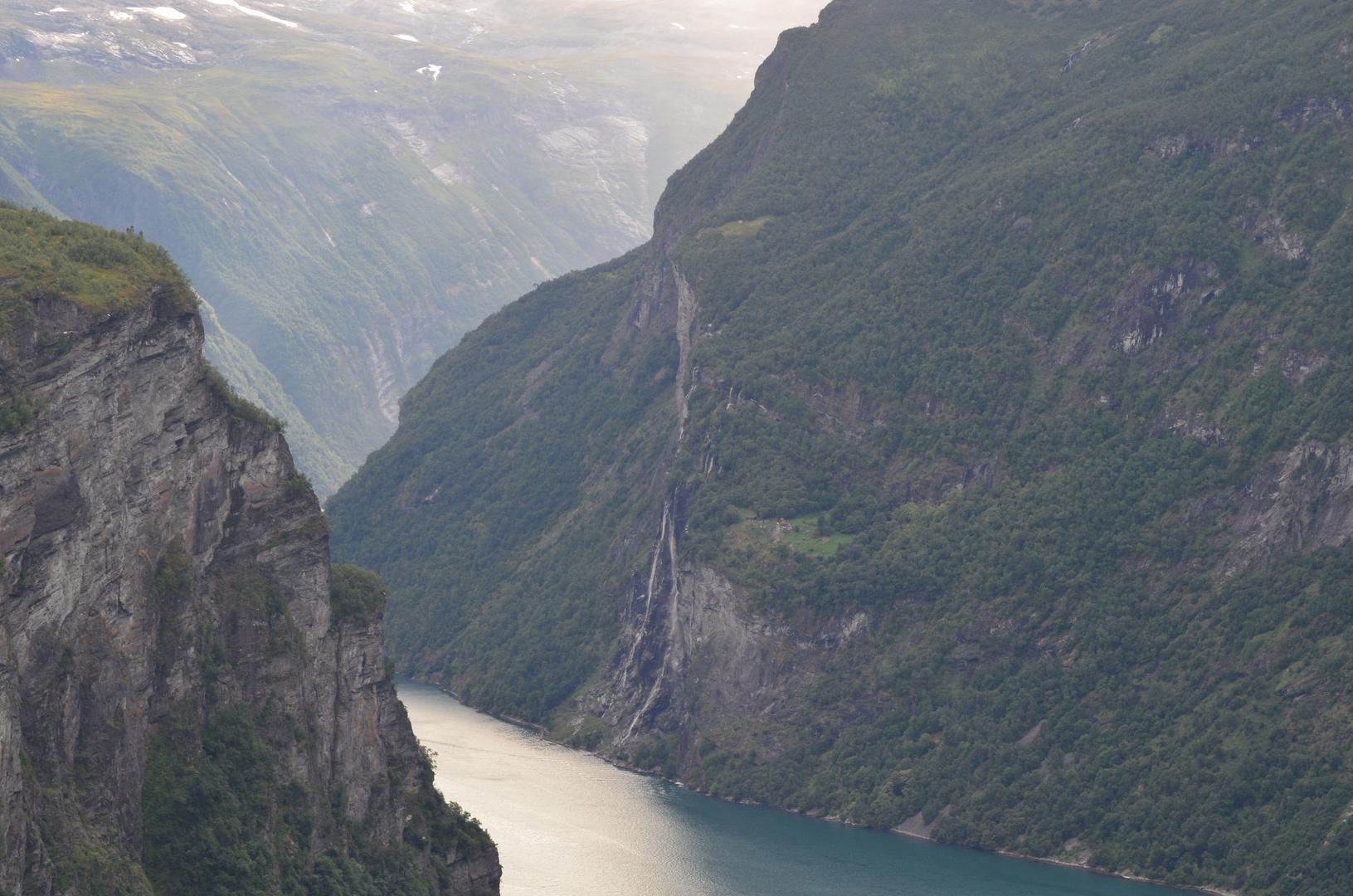 Geiranger-Fjord