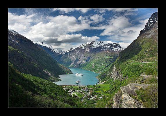 Geiranger Fjord II