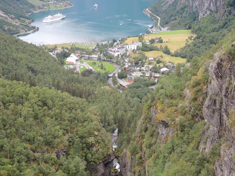 Geiranger-Fjord Weltkulturerbe