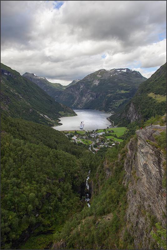 Geirangerfjord - der Klassiker