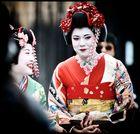 Geishas unter sich