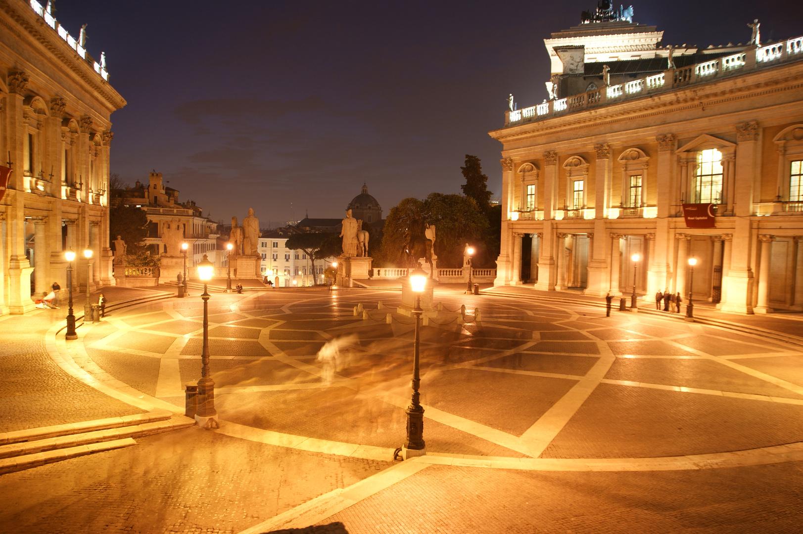 Geister auf dem Lupa Capitola