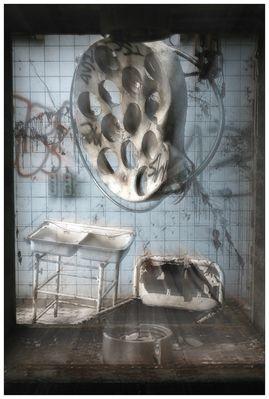 Geister in Beelitz