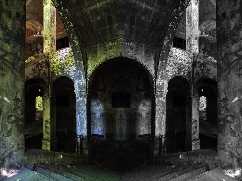 Geister in den Beelitz Heilstätten