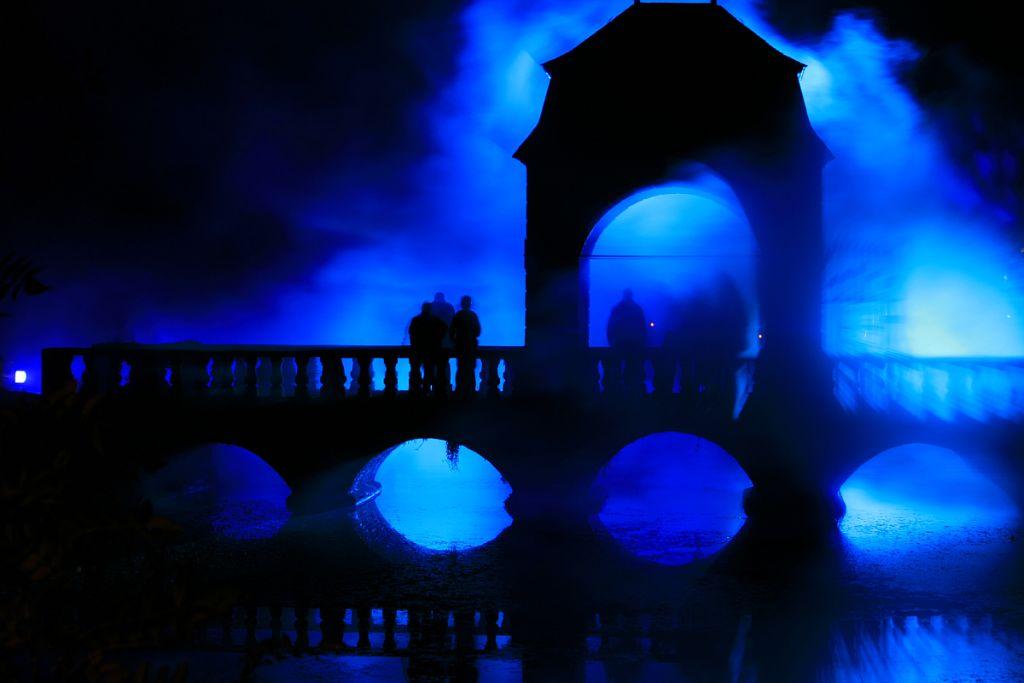 Geisterbrücke auf Schloss Dyck I