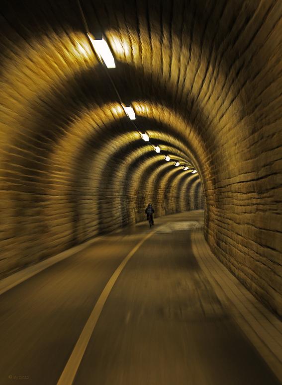 Geisterfahrer mit Tunnelblick