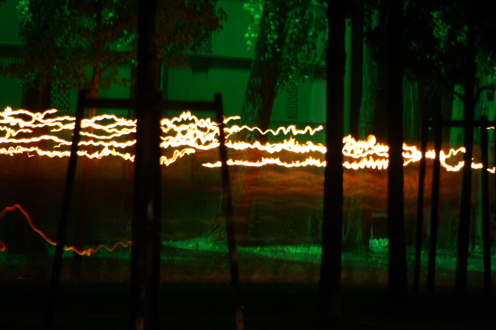 Geisterlichter