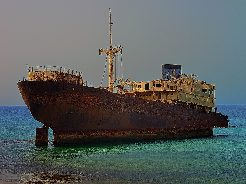 Aktuelle Geisterschiffe
