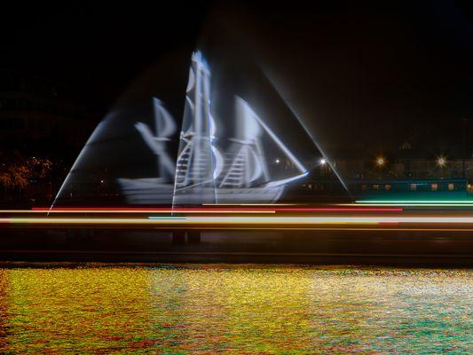 Geisterschiff auf der Spree (2)