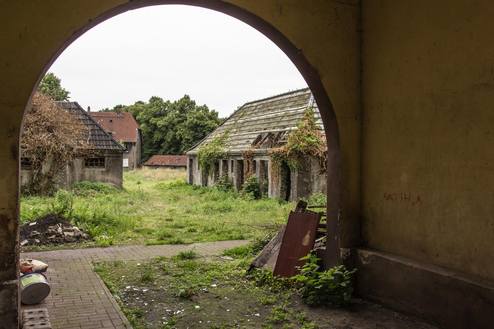 Geistersiedling in Gladbeck VII