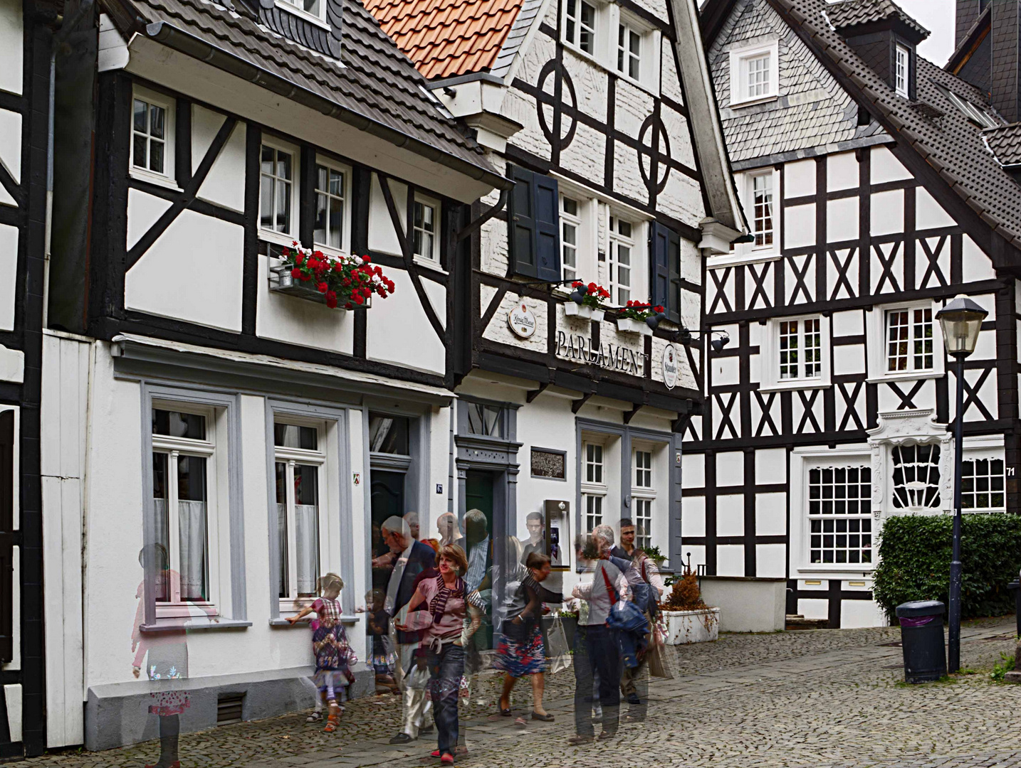 Geisterstadt Kettwig