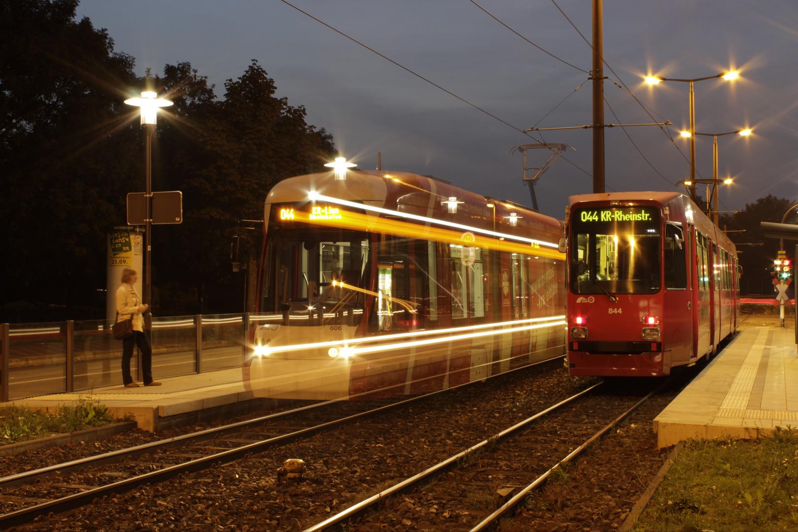 Geisterstrassenbahn