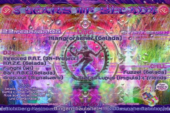 geladas dancing shiva