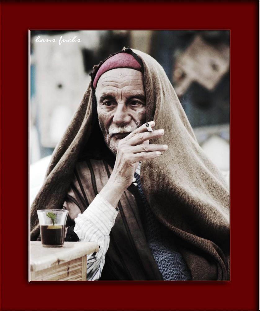 Gelassenheit des Alters.........