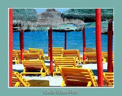 Gelb-Blau-Rot