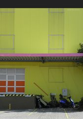 gelbe Front