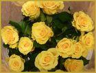 Gelbe rosen als ouvertüre beim zahnarzt - und dann kam das große martern - und