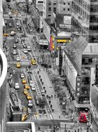 Gelbe Taxis New York 3