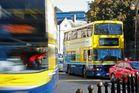 Gelber Alltag in Dublin