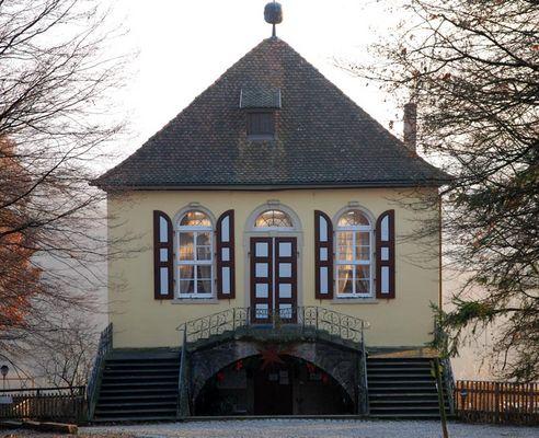 Gelbes Haus Weikersheim